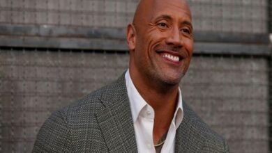 Photo of 'The Rock' shares pearl of wisdom at 2019 MTV Movie & TV Awards