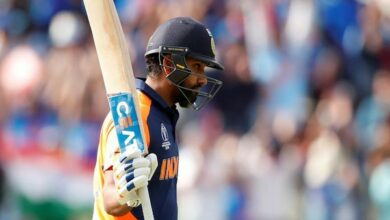 Photo of ICC World Cup: Rohit Sharma becomes first batsman to register three centuries