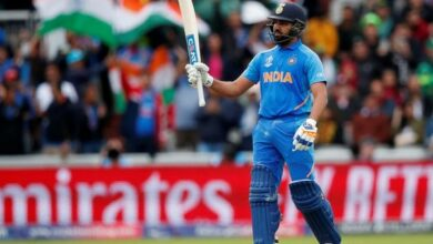 Photo of ICC World Cup: Rohit Sharma becomes leading run-scorer