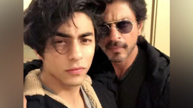 Photo of SRK, Aryan to voice Mufasa, Simba in 'The Lion King' Hindi version