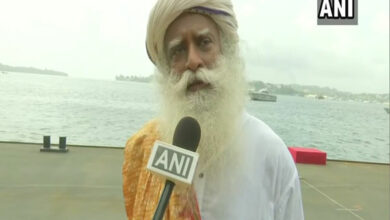 Photo of Yoga is India's gift to the world: Sadhguru in Port Blair