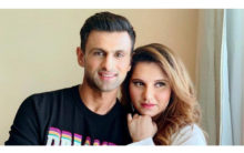 Shoaib, Sania at Shisha bar before Ind-Pak clash sparks anger on cybersphere