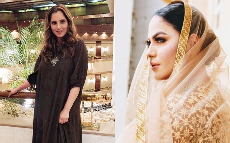 Sania Mirza, Veena Malik get into nasty Twitter spat after Pak