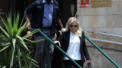 Photo of Israel PM's wife convicted of misusing public funds
