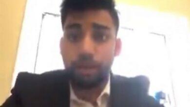 Photo of Pakistani fan apologises after fat-shaming Sarfaraz