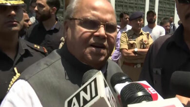 Photo of Pilgrims travelling to Amarnath are safe, assures J-K Governor