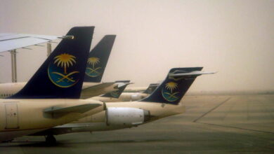 Photo of Saudi Airlines divert flights to avoid Iranian administrated airspace