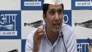 Photo of BJP MPs never raised Delhi's law & order issues in Parliament in 5 years: AAP