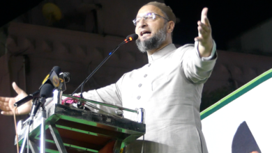 Photo of Owaisi slams Modi govt. as Tabrez lynching echoed in United Nations