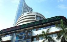 Sensex, Nifty end lower, steel companies fall over growth worries
