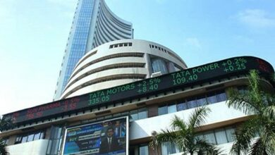 Photo of Sensex, Nifty end lower, steel companies fall over growth worries