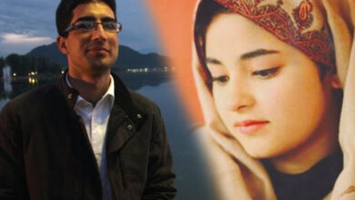 Photo of Zaira quits Bollywood: Here's what Omar Abdullah, Shah-Faesal tweets