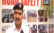 Delhi traffic cop spreads road safety awareness with rap songs