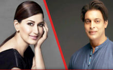 Shoaib Akhtar reacts after reports claim he wanted to kidnap Sonali Bendre