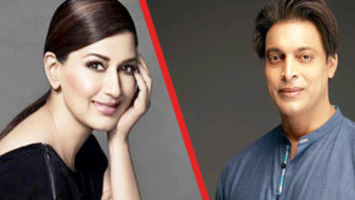 Photo of Shoaib Akhtar reacts after reports claim he wanted to kidnap Sonali Bendre