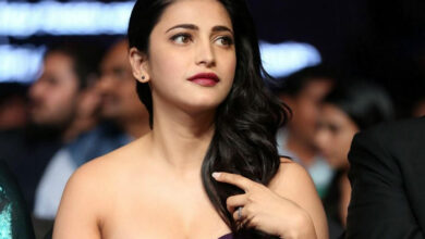 Photo of Shruti Haasan to have break-up song in her debut EP