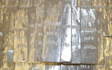 Silver worth Rs 40 cr seized in Hyderabad