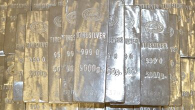 Photo of Silver worth Rs 40 cr seized in Hyderabad