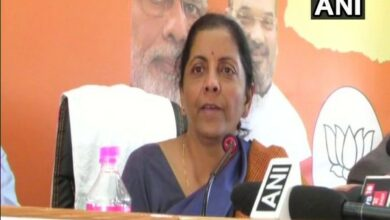 Photo of Action taken against 271 companies in last three years to safeguard investors: Sitharaman