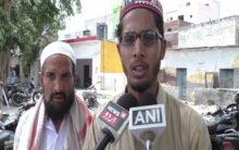 UP: Miscreants harass Muslim boy in train, remove his skull cap; case registered
