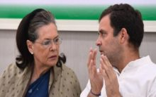 Congress top leaders to meet today to chalk out strategy for upcoming Parliament session