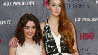 Photo of Sophie Turner wants to make film on her friendship with Maisie