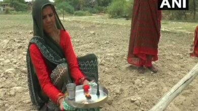 Photo of Bundelkhand: Farmers perform rituals to please rain god