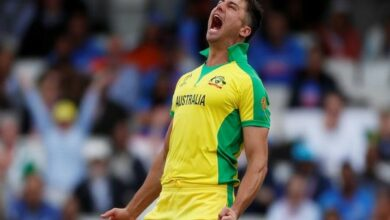 Photo of Mitchell Marsh added as backup in Australia's World Cup squad
