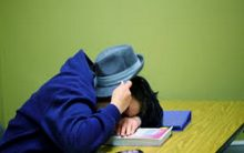 Insufficient sleep can cause mental health issues in college students