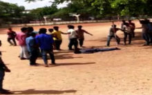 AP: Student goes into coma after clash between groups