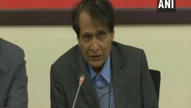 Photo of Suresh Prabhu seeks Twitter's intervention after posts, followers get deleted