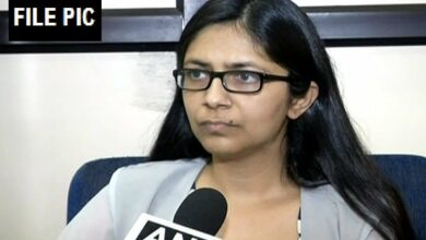 Photo of Aligarh murder case: DCW chief writes to PM Modi seeking death sentence for accused