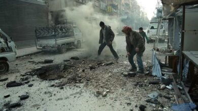 Photo of Clashes kill 56 fighters in northwest Syria: monitor