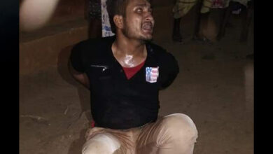Photo of Yet again, man lynched on the suspicion of theft, dies