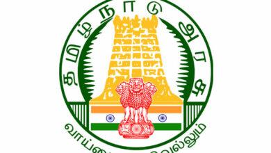 Photo of K Shanmugam appointed new CS of TN, Tripathy new DGP