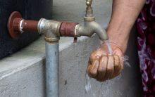 UP team appreciates TS water scheme