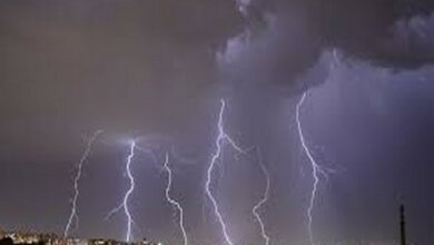 Photo of Thunderstorm and lightning alert for Bihar, Jharkhand: IMD