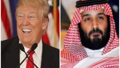 Photo of Trump, MBS discuss Iran, oil over phone