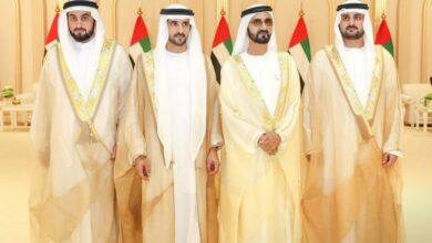 Photo of UAE: Indian businessmen at royal wedding ceremony