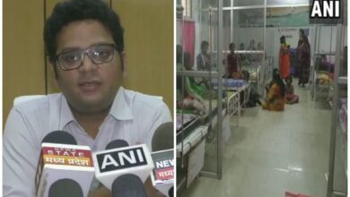 Photo of This district collector gave up office air conditioners for malnourished children