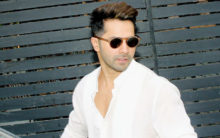 Varun's challenge to those who want 'flat tummy'