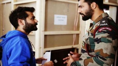 Photo of Vicky Kaushal shares what went into making 'Uri: The Surgical Strike'