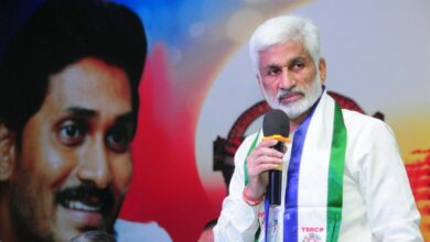 Photo of Vijayasai Reddy named YSRCP Parliamentary Party leader