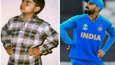 Photo of Kohli is maintaining his swag since '90s