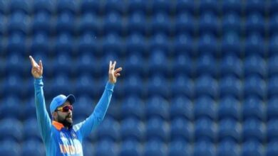 Photo of Virat Kohli declared fit ahead of India's World Cup opener