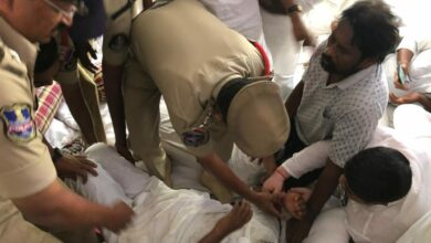 Photo of Police break Bhatti vikramarka hunger strike