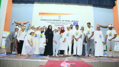 Photo of Jeddah: Consulate General of India celebrates International Yoga Day