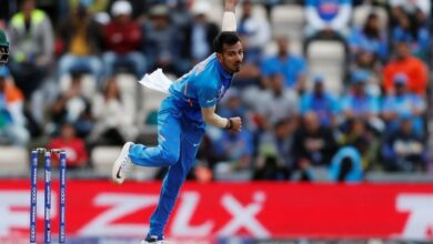 Photo of Yuzvendra Chahal terms Faf du Plessis' wicket as 'favourite'