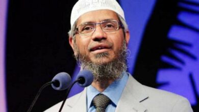 Photo of India makes formal request to Malaysia for Zakir's extradition