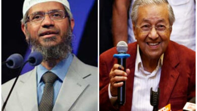 Photo of Extradition of Zakir Naik: Here's what Malaysian Prime Minister says